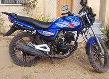 دراجة نارية ريل ماتور 2015 ,بحالة جيدة للبيع