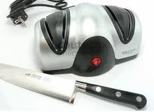 مسن سكاكين الكهربائي 2 عين
