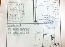 ارض سكنية في ولاية بركاء منطقة الرميس