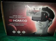 نظارة الواقع الافتراضي جديده للبيع