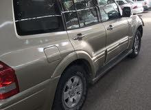 للبيع باجيرو 2004