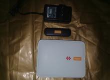 روتر وايرلس بدون خط ارضي 3G بيشتغل علي اورانج و لينك dsL و USB