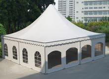خيمة بي ڤي سي pvc tent