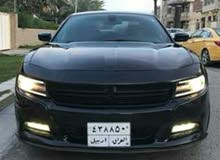 Automatic Black Dodge 2016 for sale