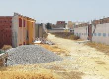 Terrain à vendre 266m2 à la plage de Menzel Temime près de jardin youssef tmimi