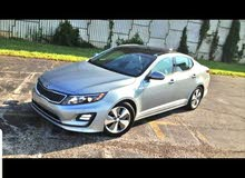 Rent a 2015 Kia Optima with best price