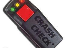 عرض لنهاية ابريل على جهاز CRASH CHECK الأصلى بضمان 3 سنوات