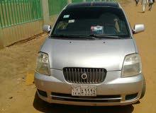 عربه كيا بيكانتو 2005