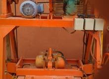 مصنع بوبشي للبيع مكون من   3  ماكينات كل ماكينة بها فورية (قالب) 20  15  10