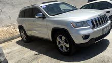Gasoline Fuel/Power   Jeep Grand Cherokee 2011