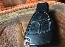 مفتاح مرسيدس للبيع
