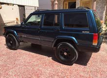 Jeep Cherokee car for sale 1997 in Muscat city