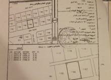 للبيع ارض 650م ولاية نخل