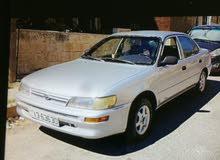 Toyota Corolla car for sale 1993 in Amman city