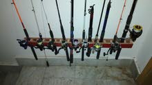ادوات صيد سمك
