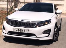 Automatic Kia 2015 for rent - Amman