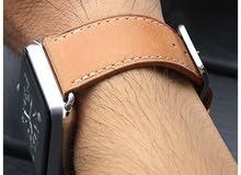 حزام جلد اصلي لساعة ابل وتش هيرمز