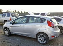 Ford Fiesta 2017 For sale - Silver color