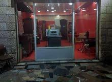 مطعم شاورما وسناكات وجاج شوايه  للبيع