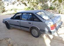 Available for sale! +200,000 km mileage Mazda 626 1987