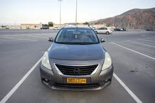 Nissan Sunny car for sale 2013 in Muscat city