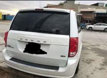 Dodge Caravan 2016 For sale - White color