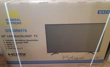 للبيع 3 شاشات  جنرال سوبر  وارد السعودية جديد مقاسات 43/49/55 لاستفسار0963034655