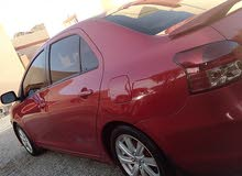 Red Toyota Yaris 2012 for sale