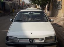 Available for sale! 1 - 9,999 km mileage Peugeot 405 2010