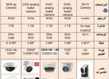 تركيب وصيانة كاميرات مراقبة cctv hikvision camera