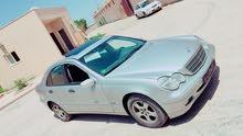 Mercedes Benz C 200 2001 - New