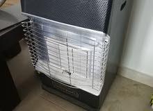 مدفأة غاز رومو إنترناشونال مستعملة لمدة ثلاث سنوات بحالة ممتازة للبيع