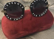 Gucci (GG0113S-001) Black Sunglasses 100% original