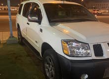 Used condition Nissan Armada 2006 with +200,000 km mileage
