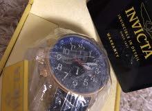ساعة انفيكتا الأصلية سويسرية