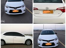 Used condition Toyota Corolla 2016 with  km mileage