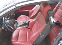 bmw 328 leather red