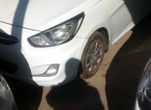 Hyundai Accent 2015 For sale - White color