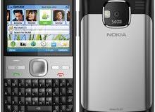للبيع nokia-e5-black