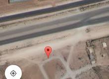 أرض 1 دونم على شارع الميه مباشره اللبن