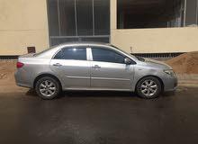 Silver Toyota Corolla 2010 for sale