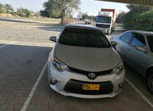 Silver Toyota Corolla 2016 for sale