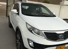 Kia Sportage car for sale 2012 in Rustaq city
