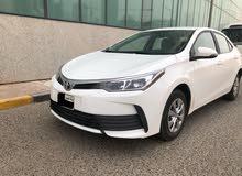 Toyota Corolla 2017 Xli very good condition كرولا