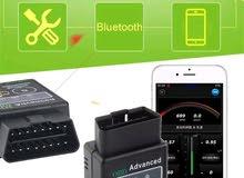 obd2 elm327 bluetooth car scanner سكانر للسيارات