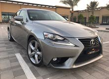 Used 2015 Lexus IS for sale at best price