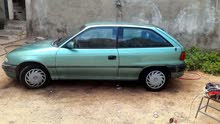 Gasoline Fuel/Power   Opel Astra 1998