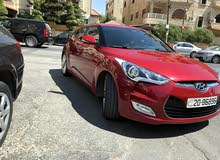 For sale Hyundai Veloster car in Amman