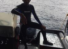 سائق قارب