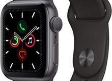 Apple Watch serias 5  فقط ب375 دينار